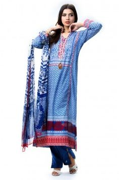 Khaadi Lawn Summer Collection 2014 With Price