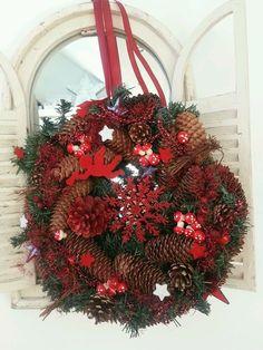 Adventskranz türkranz Weihnachten impressionen
