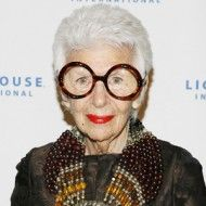 Iris Apfel Continues Her Design Streak With Eyewear Collaboration