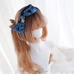 グレーテルーGretelⅠ型ーFawn Peach | MONKEEP Cosplay Hair, Cosplay Wigs, Kawaii Hairstyles, Cute Hairstyles, Kawaii Wigs, Pelo Multicolor, Lolita Hair, Pelo Anime, Anime Wigs