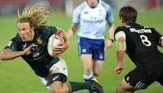 South Africa storm to Dubai Rugby Sevens title
