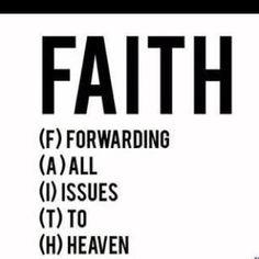 F.A.I.T.H.