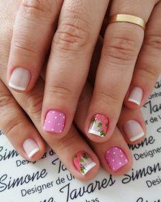 Manicure Y Pedicure, Nail Polish, Make Up, Nail Art, Nails, Beauty, Design, Simple Nail Design, Nail Art Kids