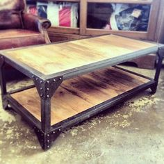 Best Welding Projects Images On Pinterest Metal Art Welding - Welded coffee table