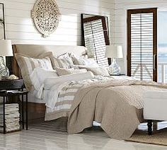 Beds, Headboards & Bed Frames   Pottery Barn