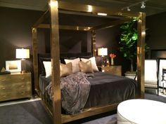 Thank you, Denise McGaha, for visiting with us, and for #stylespotting our Kensington Bed here