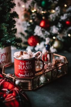 Hello Winter, Moscow Mule Mugs, Sparkle, Joy, Wallpapers, Seasons, Tableware, Christmas, Inspiration