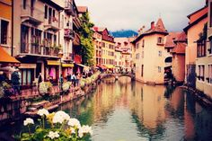 Annecy, France.. So beautiful!!