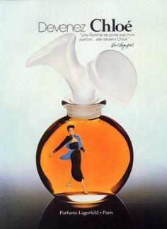 Photo Karl Lagerfeld Cologne ein es Parfum für Männer 1990