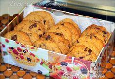 La cocina de Loli Domínguez: Galletas Cookies