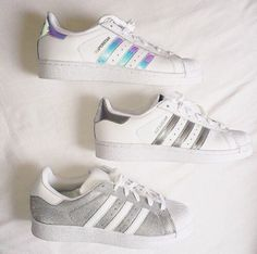 Adidas Superstar Limited Edition Glitter