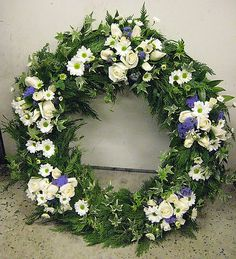 Funeral+Wreath