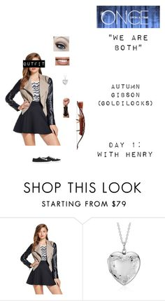 """OUAT - S2E2: ""We are Both"" - Autumn Gibson (Goldilocks)"" by nerdbucket ❤ liked on Polyvore featuring XOXO, Blue Nile, Forever 21, Sephora Collection and 5.11 Tactical"