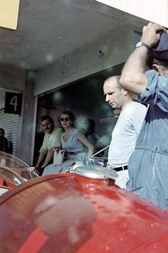 Juan Manuel Fangio GP Argentina 1957