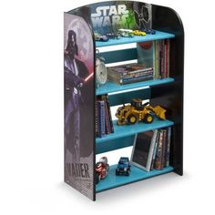 Delta Children Star Wars Bookshelf, Multicolor