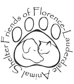 Logo design for Friends of Florence Lauderdale Animal Shelter