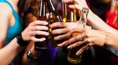 Retrato do alcoolismo agudo