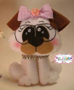 Felt Toys, Teddy Bear, 35, Craft Items, Skin Colors, Craft Ideas, Embellishments, Diy Dog, Doll