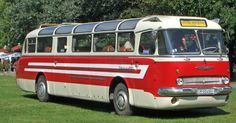 """Ikarus first rear engined bus by Ikarus. Based upon the Ikarus the engine compartment had a prominent bulge, leading to the nickname """"faros"""" (buttocks). Bus Camper, Station Wagon, Nissan Diesel, Bus City, Beast From The East, Train Truck, New Bus, Bus Coach, Bus Driver"""
