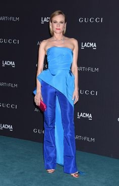 Diane Kruger- Los Angeles Country Museum of Art LACMA 2015