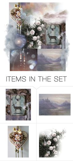 """""""Mists of Time"""" by hollyglimmer ❤ liked on Polyvore featuring art"""