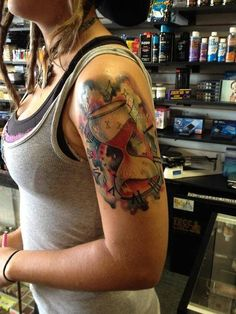 Top 9 Hourglass Tattoo Designs