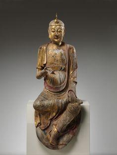 CHINE Bodhisattva | Ming dynasty 1368–1644) - China.