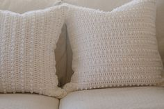 Ravelry: Modern Romantic Cushion Cover Free pattern by Rayn Blair
