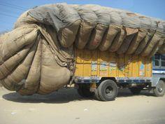 Top 10 Overloaded Trucks.