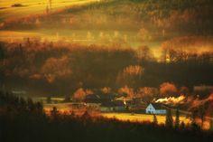 House in Valley by PawelUchorczak.deviantart.com on @deviantART