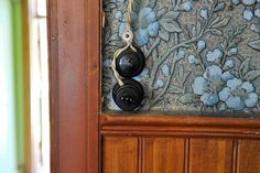 Swedish House, House Built, Scandinavian Interior, Decoration, Old Houses, Interior Inspiration, My House, Door Handles, Hand Painted