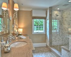 Traditional Bathroom Design, Pictures, Remodel, Decor and Ideas - page 8--TILE