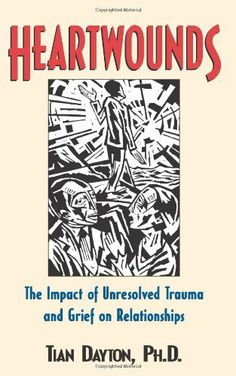 Heartwounds: The Impact of Unresolved Trauma and Grief on Relationships by Tian Dayton  Ph.D., http://www.amazon.com/dp/1558745106/ref=cm_sw_r_pi_dp_PriDrb1ZWWM1A