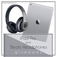 Go to ----> @thevintagecrown . . Open Worldwide  I've partnered up with some great #shops and #bloggers to gift one lucky #follower a Brand NEW pair of BLACK Wireless BEATS By DRE Headphones AND A Brand New 32 GB IPad PRO! Over a $1000 prize package bundle!  . To enter to #win follow these simple steps below: . . 1. Follow me. We double check. . . 2. Like this post. This is how we see your entry. . . 3. Follow @thevingtagecrown next and repeat the steps above.  When you make it back here…