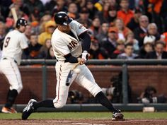 The Giants have gained the ability to beat the Cardinals to go to the World Series. The World Series attracts thousands of views and represents America's past time. g.dauer