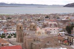 """Juli es """"La pequeña Roma de América"""" en Puno.  En las alturas de Puno se encuentra la capital de la provincia de Chucuito: Juli, un pueblo muy pintoresco y de creciente atracción para el turismo. Ha sido denominada """"La pequeña Roma de América"""" por poseer una variedad de iglesias de imponentes dimensiones."""