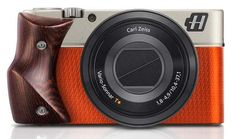 Hasselblad Stellar Special Edition Collection - Orange With Wenge http://coolpile.com/gadgets-magazine/hasselblad-stellar-special-edition-collection/ via @CoolPile.com.Com  #CoolPile #Gadgets #Gear #Geek #Tech  Aluminum, Cameras, Carbon Fiber, Carl Zeiss, Hasselblad, HD, Media, Photo, Style, Wood