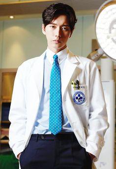 park hae jin ~ doctor stranger