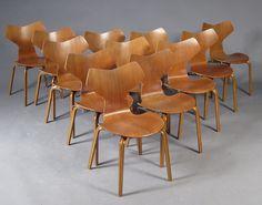Grand Prix, Arne Jacobsen