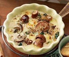 Steinpilz-Mozzarella-Gratin Rezept - Chefkoch-Rezepte auf LECKER.de | Kochen, Backen und schnelle Gerichte