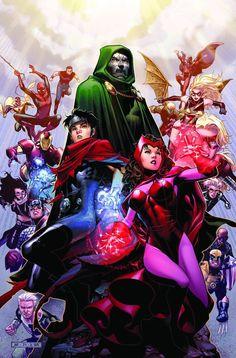 Avengers - The Chidren's Crusade by Jim Cheung *