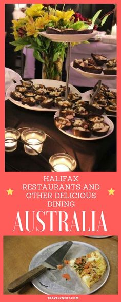 Halifax restaurants and other delicious dining. Everything was in place: I had a VIP ticket for the Savour Food & Wine Festival, the premier food and wine event in Halifax, Nova Scotia.