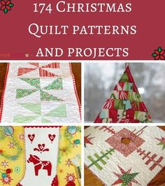 174 Christmas Patterns and Projects