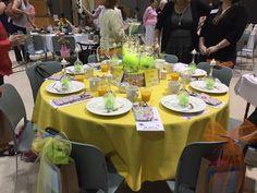 Women's Prayer Breakfast Table