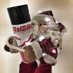 Team DuePi: Con WalBike il Natale... quando arriva, arriva!!!