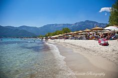 Golden Beach #Photography #travelphotography #Beach #Holiday #Thassos #Goldenbeach