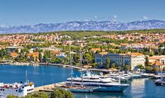 City of Zadar Harbour (Shutterstock: see below)