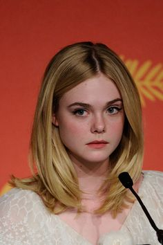 20/05 -The Neon Demon' Press Conference During The 69th Annual Cannes Film Festival At The Palais Des Festivals