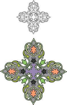 13-islamic Persian Pattern