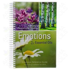 emotions & essential oils. Very nice book! Now I really get why I like some oils ;)